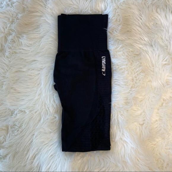 Gymshark Vital seamless leggings black